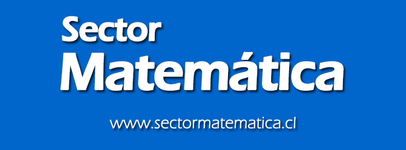 Sector Matemática | Educación Básica | Guías de ejercicios